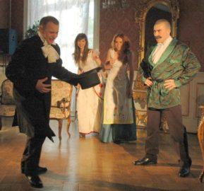 Zapisz się do sekcji Teatralnej !